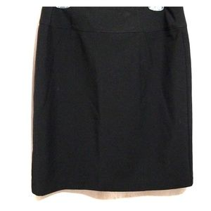 "Worthington career black skirt ""12"""